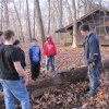 Camping Trip - Alpine Scout Camp, November 20-22, 2009