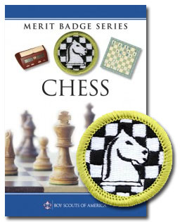 Chess Merit Badge - Coming Soon!
