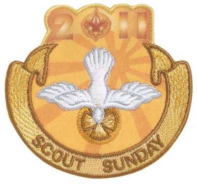 Scout Sunday 2011